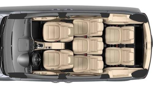 VW Sharan 7 Seats