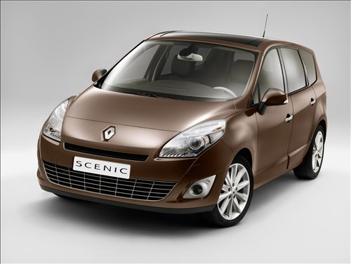 renault grand scenic 7 seater cars. Black Bedroom Furniture Sets. Home Design Ideas