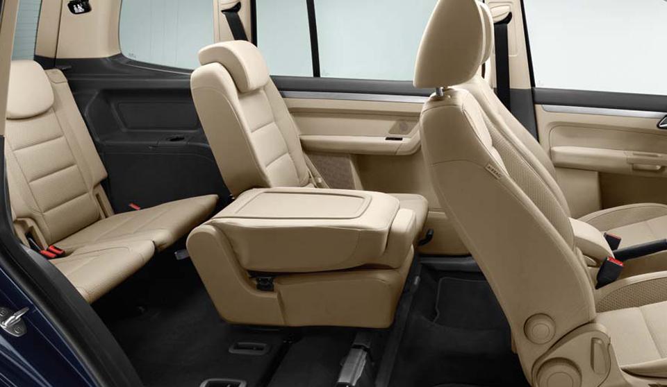 Volkswagen Touran Seats