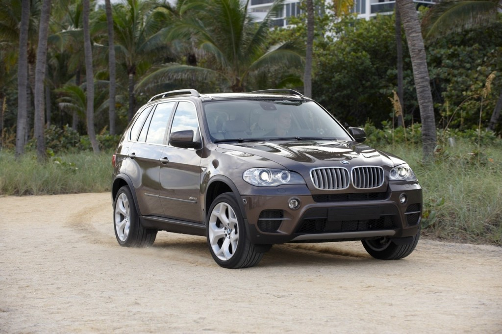 Wonderful BMW Seven Seater Cars