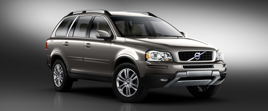 Volvo XC90 7 Seater Car