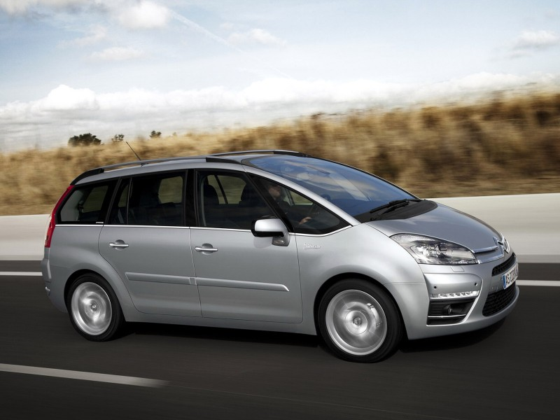 citroen grand c4 picasso 7 seater cars. Black Bedroom Furniture Sets. Home Design Ideas