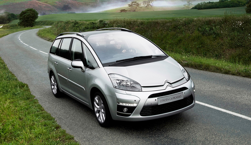 Citroen Grand C4 Picasso 7 Seater Cars