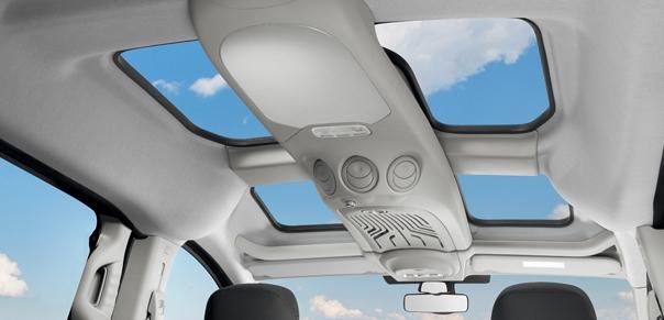 Peugeot Partner Tepee roof