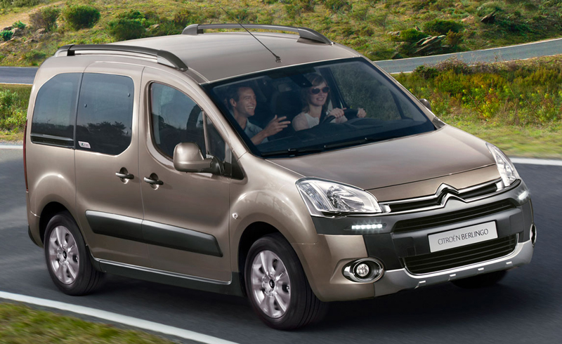 citroen berlingo multispace 7 seater cars. Black Bedroom Furniture Sets. Home Design Ideas
