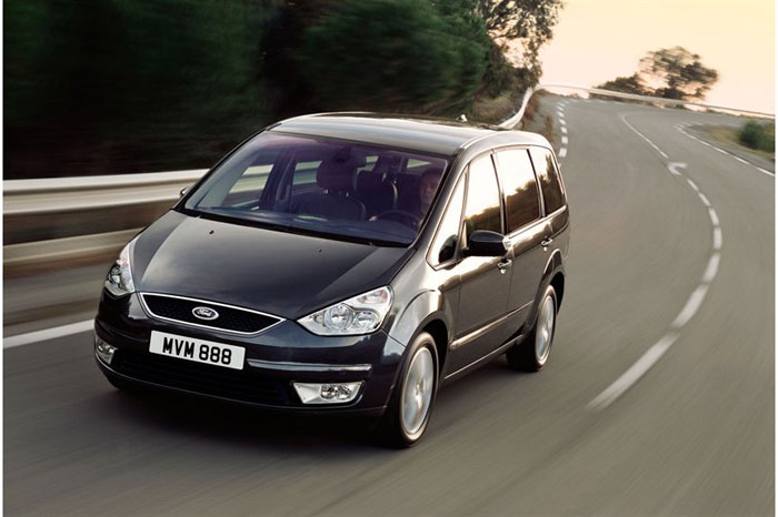 Ford Galaxy 7 Seater Car
