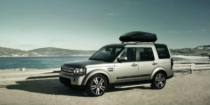 landrover 7 seater