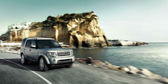 landrover discovery seven seater