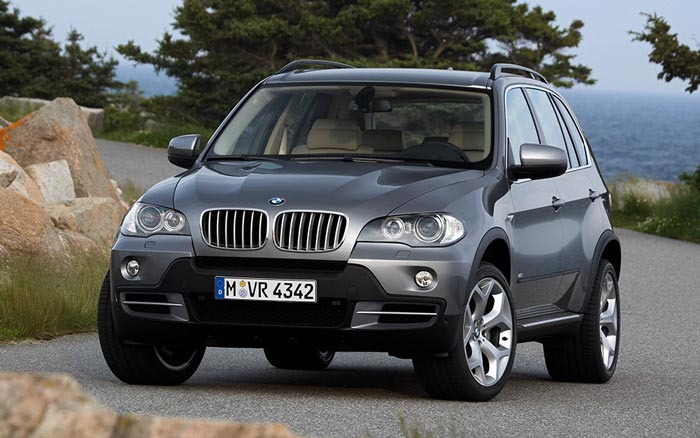 Attractive The BMW X5 Is A Drivers 4×4 And With The Addition Of Two Extra Seats Means  You Can Enjoy This Great Car As A Seven Seater.