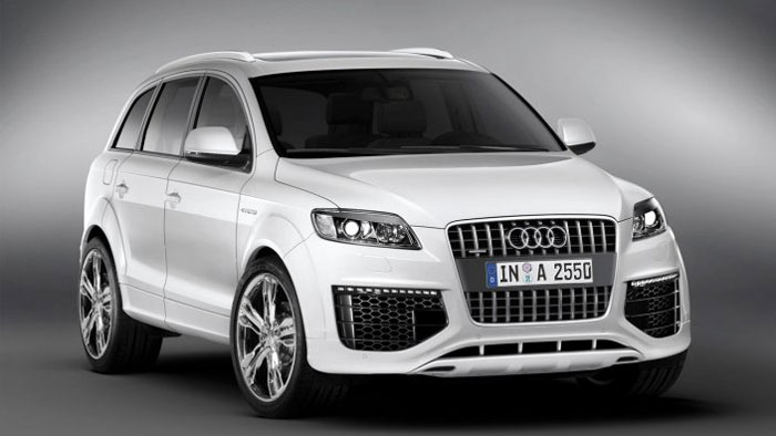 Audi Q7 | 7 Seater Cars