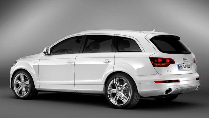 Audi Q7 Seven Seater