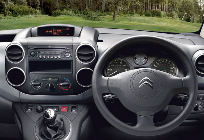 Berlingo Interior
