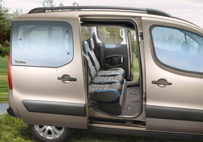 Citroen Berlingo Sliding Doors