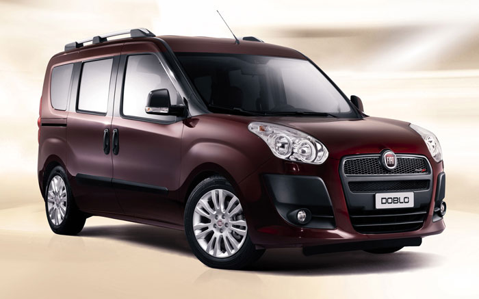 Fiat Doblo 7 Seater Cars