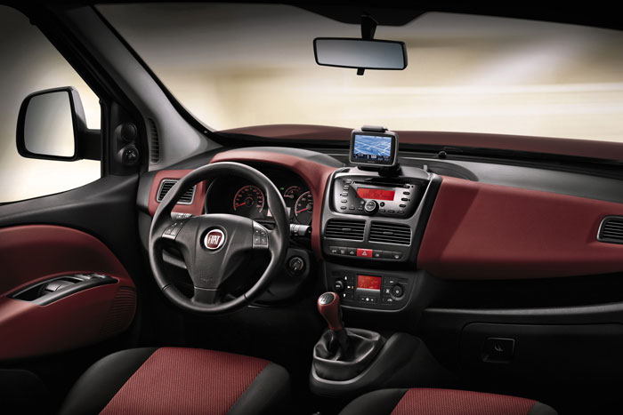 Fiat Doblo Drivers Wheel