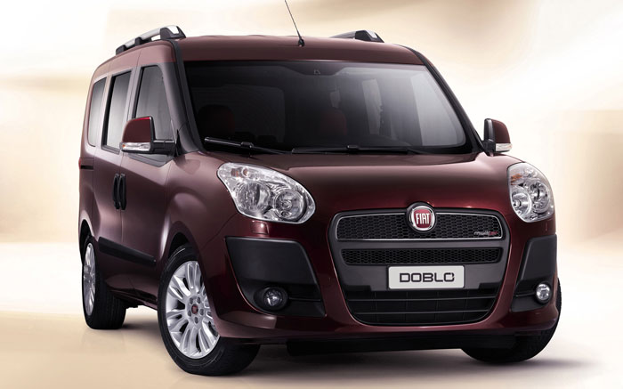 Fiat 7 seater car