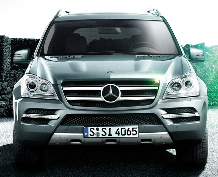 7 seater luxury suv autos weblog for Mercedes benz 7 seater suv