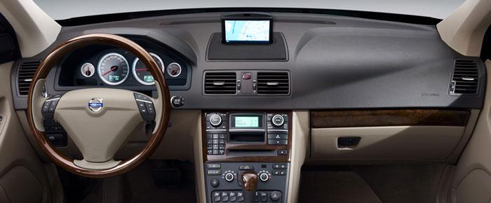 Volvo XC90 drivers seat