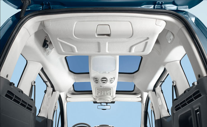 citroen berlingo multispace windows