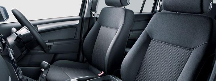 Vauxhall Zafira 2013 interior